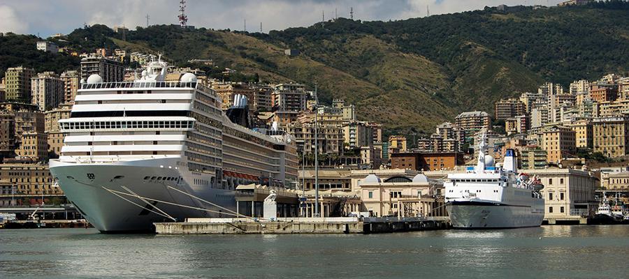 Biglietti Traghetti Genova - Tunisi