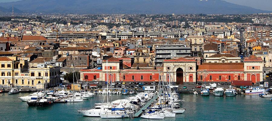 Traghetti Catania Salerno