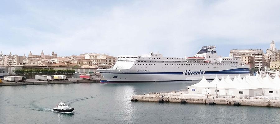 Traghetti Tunisi Salerno