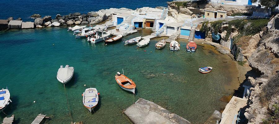 Prenotazione Online Traghetti HERAKLION MILOS