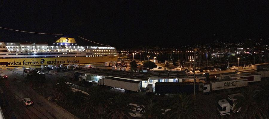 Traghetti Tolone Porto Torres
