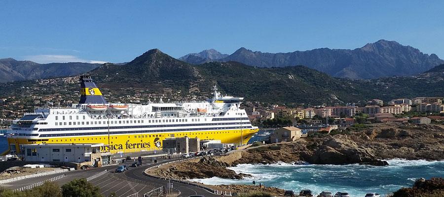 Acquisto Online Biglietti Traghetti Ajaccio Porto Torres – Traghettionline