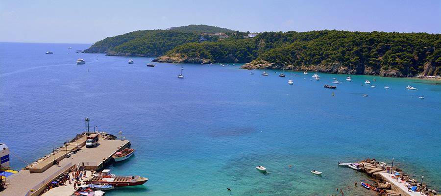 Traghetti Termoli Isole Tremiti