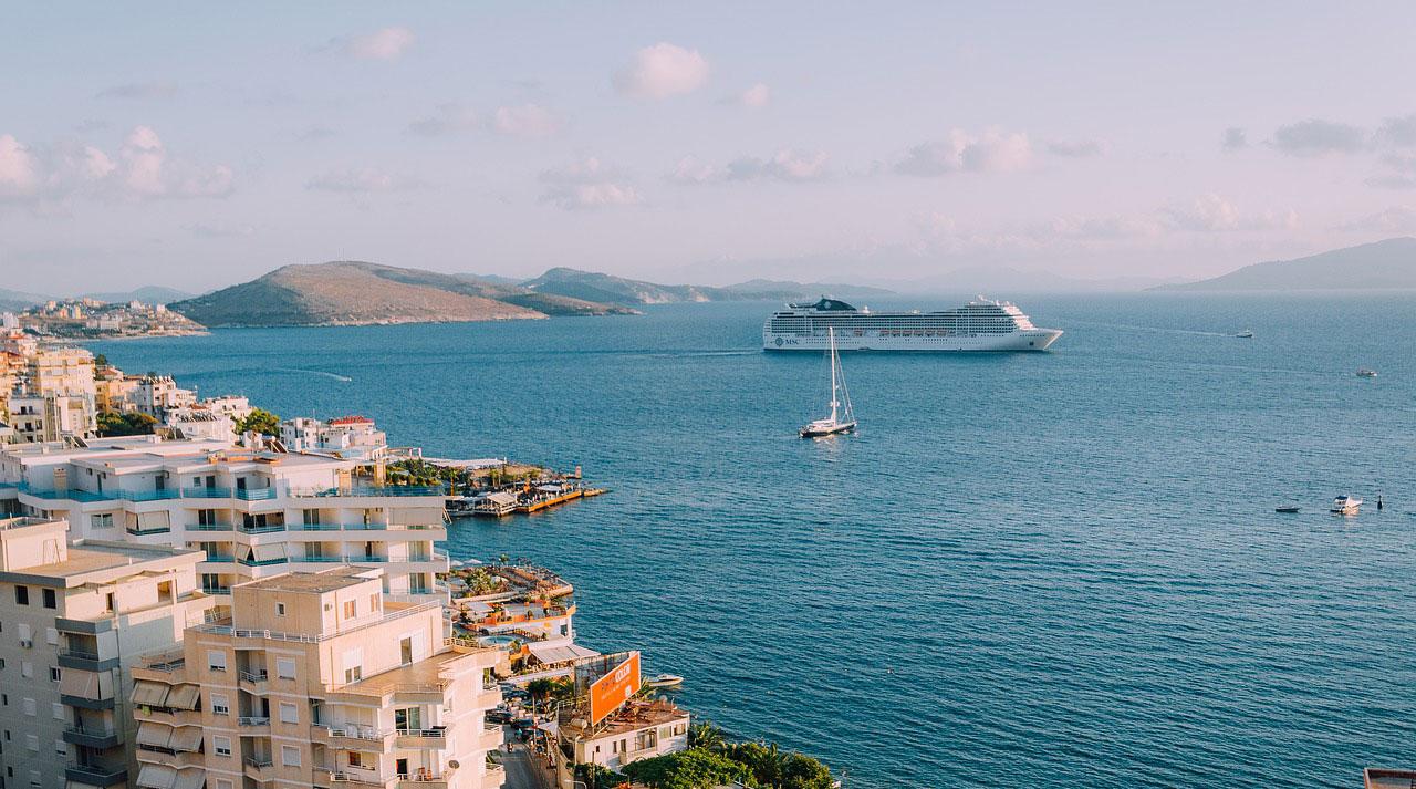 Traghetti per Albania - Traghettionline