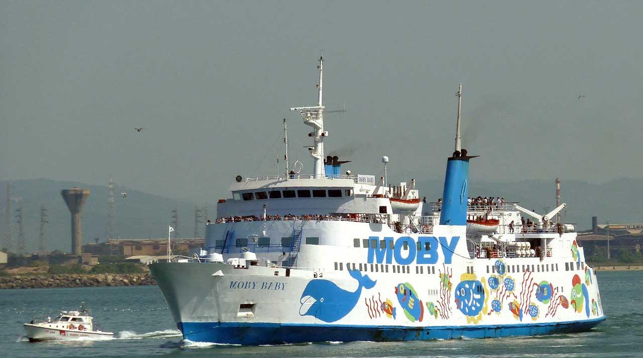 Traghetti Isola Elba