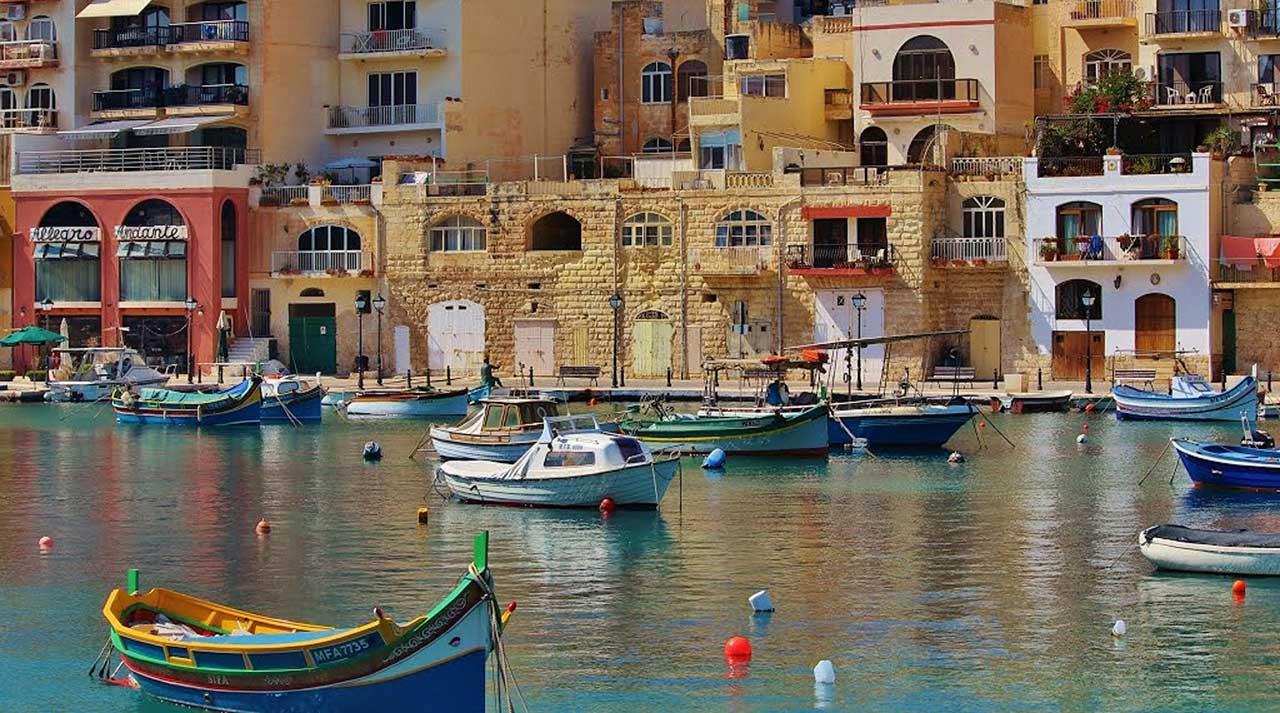 Biglietti Traghetti per Malta