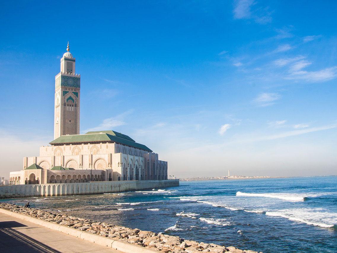 Traghetti per Marocco